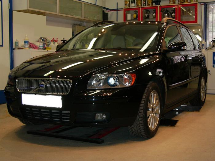 bilvård Volvo
