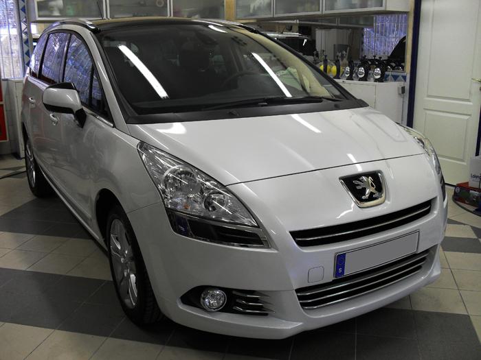 bilvård Peugeot