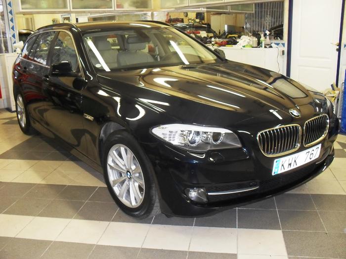 bilvård BMW