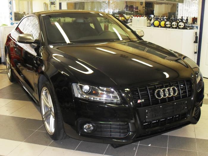 bilvård Audi